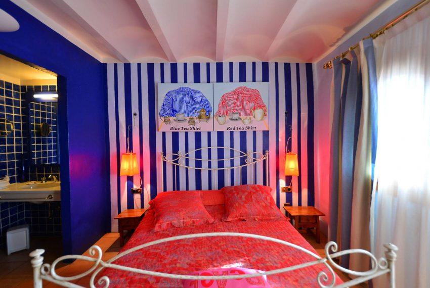 Hotel Venta Emporda Habitacion Azul