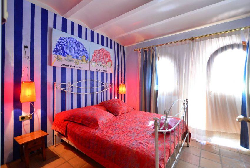 Hotel Venta Emporda Habitacion Roja
